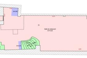 Boutiques / Locaux commerciaux de 331 m² à louer - ref:10195126