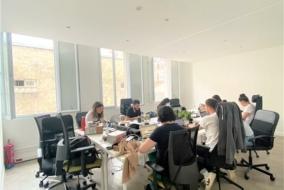 Bureaux de 110 m² à louer - ref:10199384