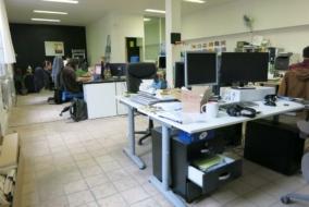 Bureaux de 110 m² à louer - ref:10199816