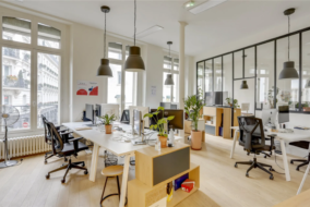 Bureaux de 163 m² à louer - ref:10196729