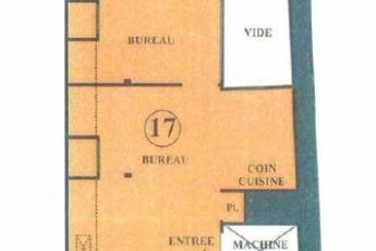 Location Bureaux 68m2 ref 10192602