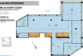 Bureaux de 433 m² à vendre - ref:10199477